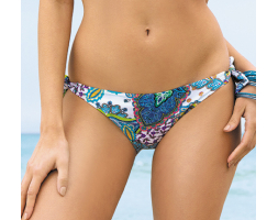 Bikini heupslip met koordjes van Antigel Swim La Bollywood Antigel