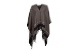 Poncho van Lords & Lilies Nachtmode dames