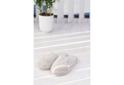 Cosy Bath Slippers L/XL van Luin Living