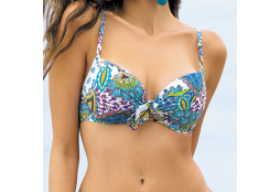 Voorgevormde push up bikinitop van Antigel Swim La Bollywood Antigel