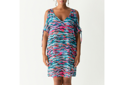 Kaftan van Prima Donna Swim New Wave